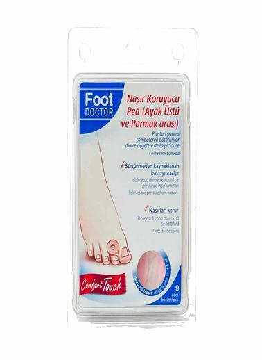 Beauty Foot Doctor Nasır Koruyucu Ped Ayak Üstü Ve Parmak Arası 9 Lu Renksiz
